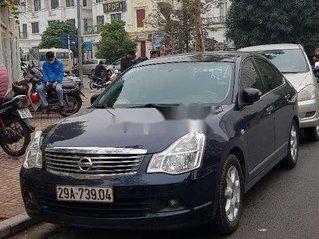 Cần bán gấp Nissan Bluebird đời 2011, màu xanh lam, nhập khẩu