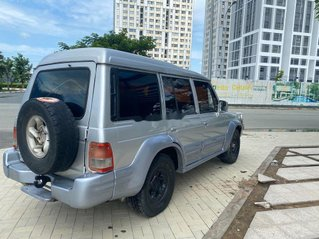 Cần bán xe Hyundai Galloper năm 1999, nhập khẩu, giá tốt