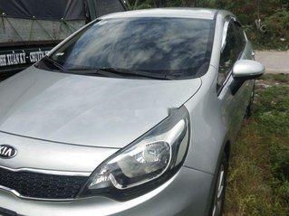 Cần bán xe Kia Rio năm sản xuất 2015, màu bạc, nhập khẩu còn mới