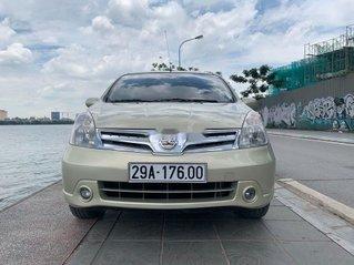 Bán ô tô Nissan Grand livina sản xuất 2011 chính chủ