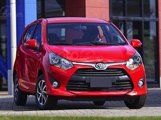 Khuyến mại khủng chào hè - Toyota Wigo - Đủ màu giao ngay