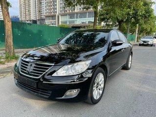 Cần bán Hyundai Genesis đời 2009, màu đen, xe nhập