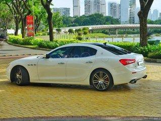 Cần bán lại xe Maserati Ghibli 2015, màu trắng, nhập khẩu nguyên chiếc