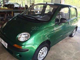 Bán Daewoo Matiz 0.8 MT đời 1999, màu xanh lam, xe nhập
