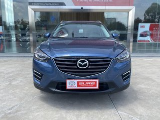 Cần bán xe cá nhân: Mazda CX5 2.5AT 2WD 2018 - Màu xanh - Đi 50.000 km