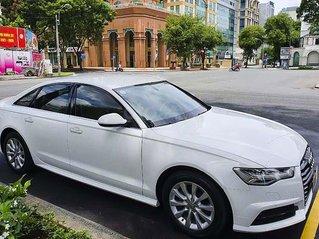 Cần bán xe Audi A6 1.8 TFSI đời 2017, màu trắng, xe nhập còn mới