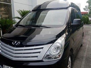 Cần bán gấp Hyundai Starex sản xuất năm 2016, màu đen, nhập khẩu xe gia đình