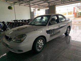 Bán Daewoo Nubira sản xuất 2000, màu trắng, xe nhập chính chủ, 80 triệu