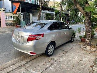 Cần bán Toyota Vios 2017, màu bạc, nhập khẩu chính chủ
