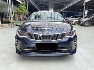 Bán xe Kia Optima 2.4 GT Line đời 2018, màu xanh