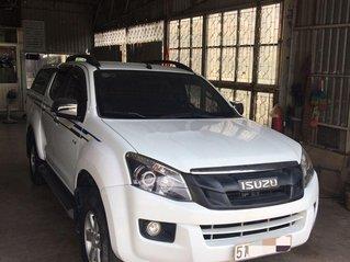 Bán Isuzu Dmax sản xuất 2016, màu trắng, xe nhập còn mới