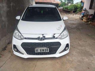 Cần bán Hyundai Grand i10 sản xuất 2018, màu trắng, nhập khẩu như mới, giá chỉ 305 triệu