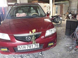 Bán xe Mazda Premacy sản xuất năm 2002, màu đỏ