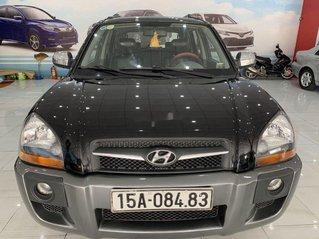 Bán Hyundai Tucson đời 2009, màu đen, nhập khẩu còn mới