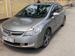 Bán Honda Civic đời 2007, màu xám chính chủ, giá chỉ 258 triệu