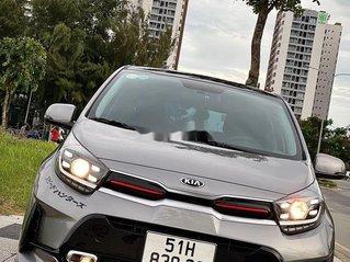 Bán ô tô Kia Morning năm 2021, màu xám