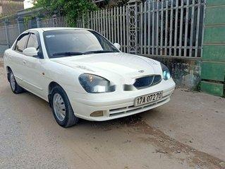 Cần bán Daewoo Nubira đời 2003, màu trắng, xe nhập còn mới