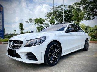 Bán Mercedes C300 đời 2021, màu trắng