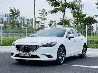 Bán Mazda 6 năm 2018, màu trắng, 745tr