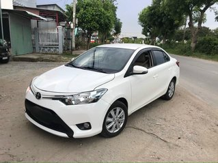 Bán Toyota Vios sản xuất năm 2017, màu trắng, 360 triệu