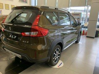 Suzuki XL7 màu xanh khaki 2021 giá tốt nhất