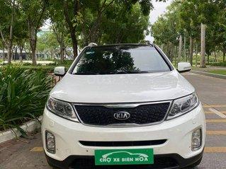 Bán xe Kia Sorento sản xuất năm 2016, màu trắng, xe nhập