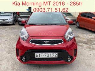 Bán Kia Morning 2.0 đời 2008, màu đỏ còn mới
