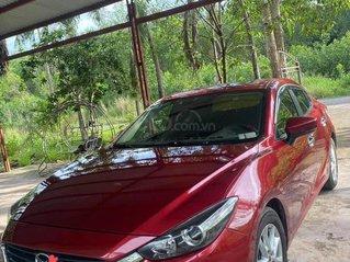 Bán xe Mazda 3 AT 2018, màu đỏ đẹp như mới