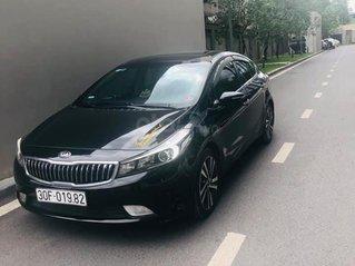 Bán Kia Cerato 1.6 năm sản xuất 2018, màu đen