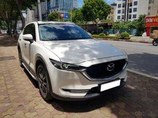 Mazda CX5 2.5 2018 trắng đẳng cấp minh tinh