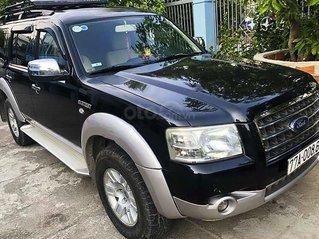 Bán Ford Everest năm 2007, màu đen còn mới, giá 267tr
