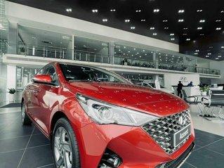 Cần bán xe Hyundai Accent 1.4AT 2021, màu đỏ, giá tốt