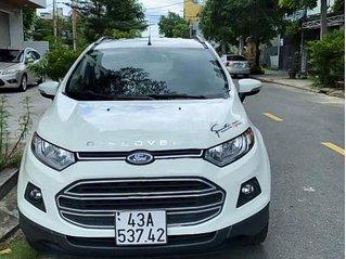 Xe Ford EcoSport sản xuất năm 2015, màu trắng còn mới