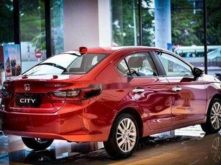 Cần bán Honda City đời 2021, màu đỏ, giá tốt