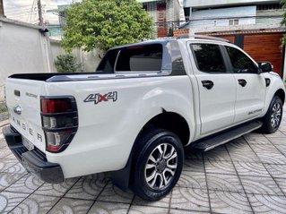 Cần bán lại xe Ford Ranger sản xuất năm 2017, màu trắng, xe nhập còn mới
