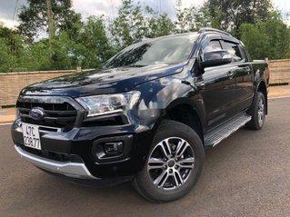 Bán Ford Ranger đời 2020, màu đen, nhập khẩu nguyên chiếc còn mới, 845 triệu