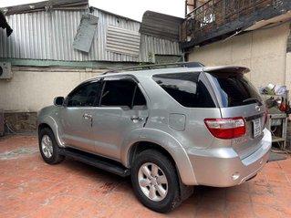 Cần bán lại xe Toyota Fortuner năm sản xuất 2009, nhập khẩu nguyên chiếc còn mới