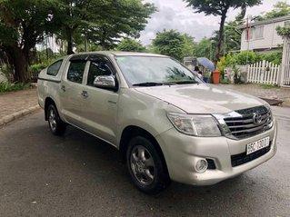Cần bán gấp Toyota Hilux sản xuất 2012, xe nhập còn mới, giá tốt