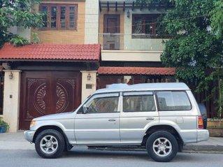 Bán ô tô Mitsubishi Pajero 2000, màu bạc, nhập khẩu nguyên chiếc