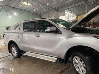 Bán Mazda BT 50 sản xuất năm 2015, màu bạc, nhập khẩu chính chủ, 449 triệu