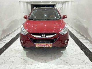 Bán ô tô Hyundai Tucson đời 2012, màu đỏ, xe nhập còn mới