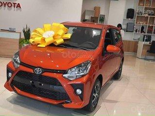 Cần bán Toyota Wigo sản xuất năm 2021, xe nhập, giá tốt