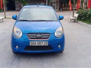 Em cần bán xe Kia Morning đời 2010 xe màu xanh lam, số sàn