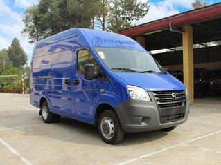 Bán xe tải Van 945kg chạy giờ cấm - xe van gaz nhập khẩu Nga, hỗ trợ trả góp tối đa 80%, lái thử, xe giao ngay