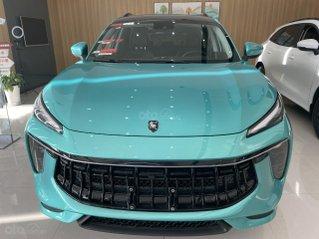 Dongfeng T5 EVO 2021 phiên bản cao cấp - an toàn - trẻ trung - tiết kiệm nhiên liệu - giá bao tốt
