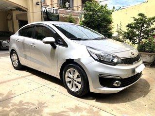 Bán Kia Rio năm sản xuất 2017, màu bạc, nhập khẩu nguyên chiếc