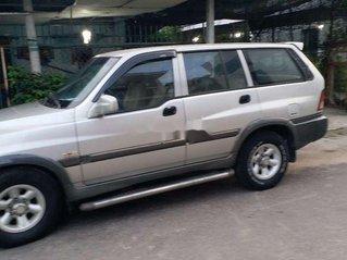 Bán ô tô Ssangyong Musso năm sản xuất 2004, màu bạc, giá 118tr