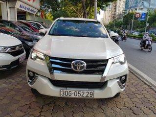 Toyota Fortuner 2.7V 2019 trắng siêu tinh khiết, nhập khẩu Indonesia