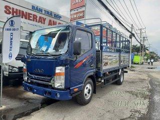 Bán xe tải JAC 1T9 - 3T5 thùng dài 4,3m - động cơ Isuzu - khuyến mãi 9 triệu đồng