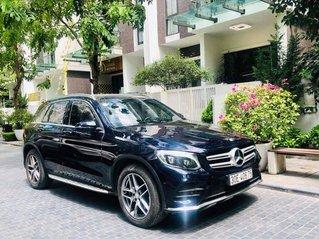 Cần bán xe Mercedes GLC 300 năm 2016, màu đen